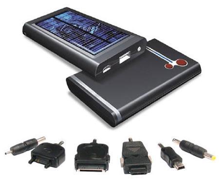 Battech iPower SX: cargador solar para todos tus gadgets