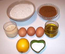 receta de magdalenas integrales