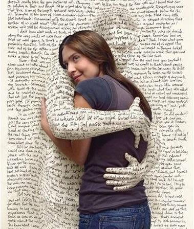 Resultado de imagen de abrazos a libros