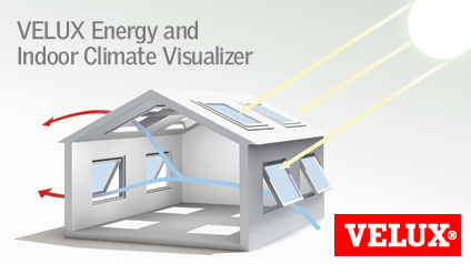 VELUX Energy and Indoor Climate Visualizer