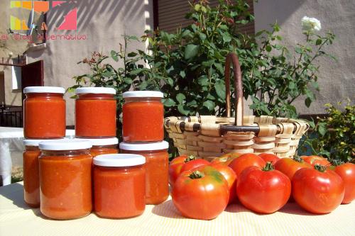 Recetas de tomate frito casero