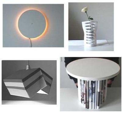 PIERRE LOTA: 8 objetos de decoración y reciclaje en casi un minuto