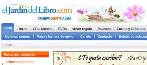 El jard n del libro librer a hol stica online for El jardin online