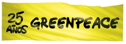 Greenpeace 25 aniversario