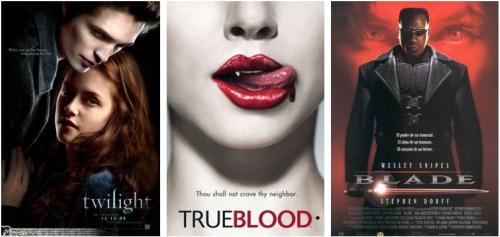 Nuevos libros de vampiros adolescentes