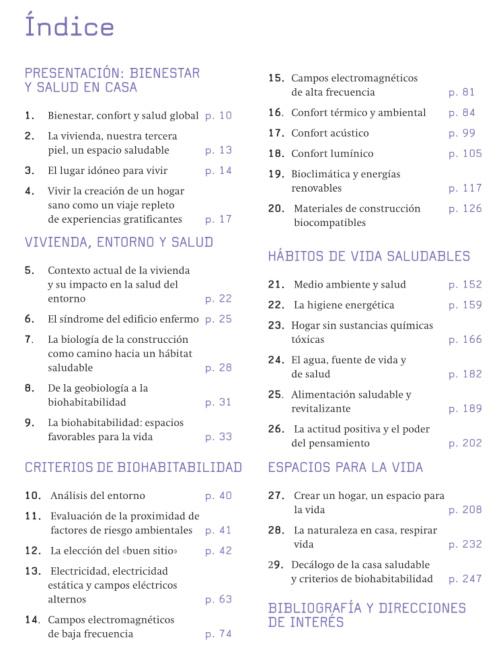 Indice Casa Saludable