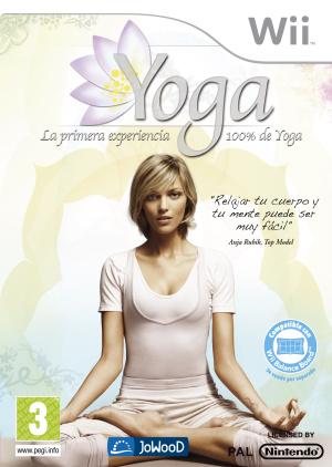 yoga para wii Yoga 2009 PAL [ Wii ]