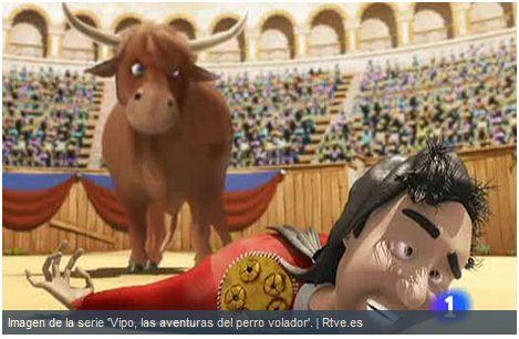 corridas animación
