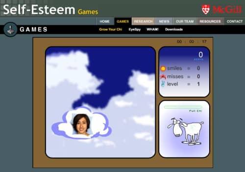 Self-Esteem games