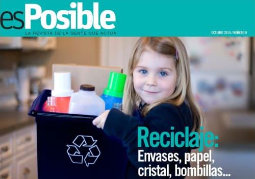 esPosible numero 9 - Reciclaje