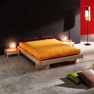 Ekoideas ampl a su cat logo de muebles for Bases de cama hechas con tarimas