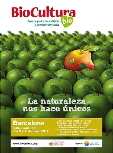 Biocultura Barcelona 2012 - Cartel