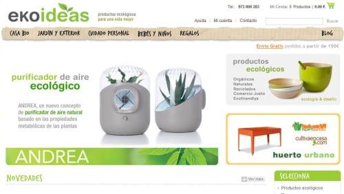 Ekoideas productos ecol gicos para una vida mejor - Luz de vida productos ecologicos ...