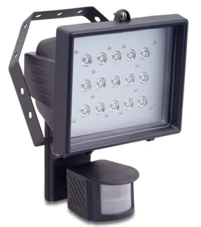 Gran ahorro de energ a con los focos de exterior a base de for Focos iluminacion exterior