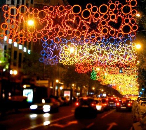 Luces navide as el blog alternativo - Luces navidenas solares ...