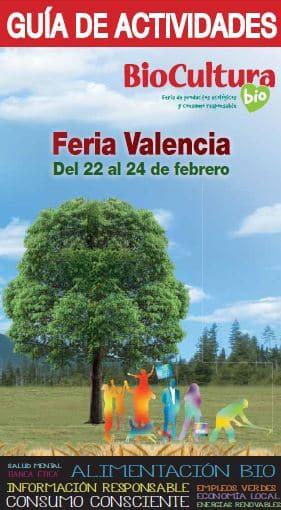 Guía de actividades de Biocultura Valencia 2013