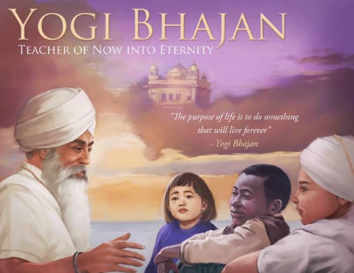 yogui bhajan teacher