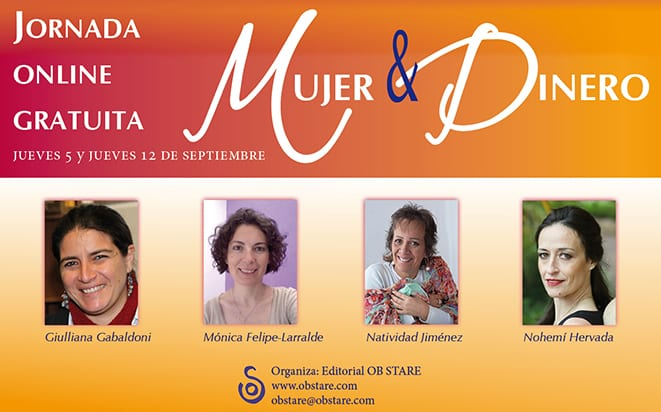 Mujer y Dineromailing