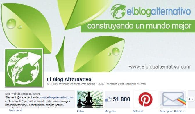 Facebook de El Blog Alternativo