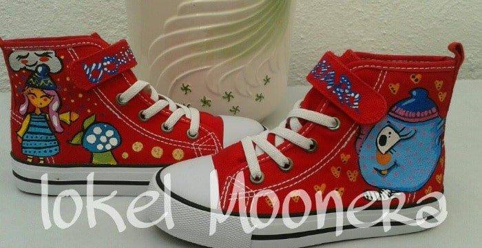 zapatillas lokel moonera