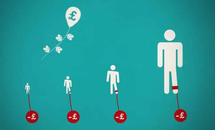 positive money deuda