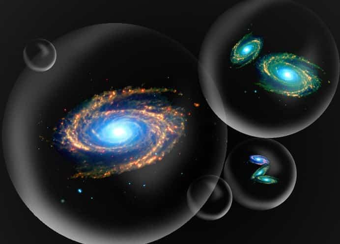 Resultado de imagen de ¿Cómo serían otros universos?