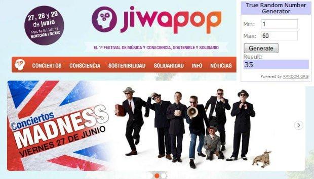 Ganadores Jiwapop
