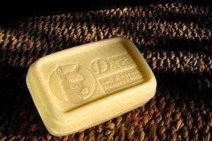 Jabón leche de burra