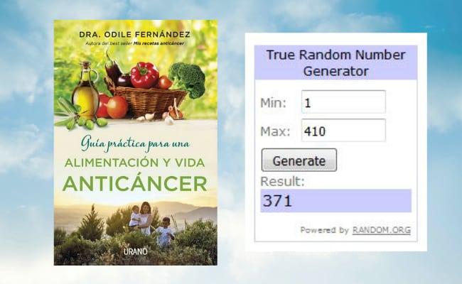 ganadores Guía práctica para una alimentación y vida anticáncer
