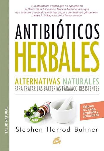 Antibióticos Herbales - libro